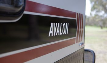 Salute Caravans Avalon full