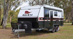 Salute Caravans Sabre