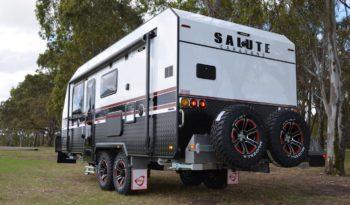 Salute Caravans Sabre full