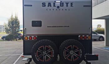 2020 Salute Caravans Garrison **UNDER CONTRACT** full