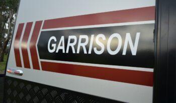 Salute Caravans Garrison full