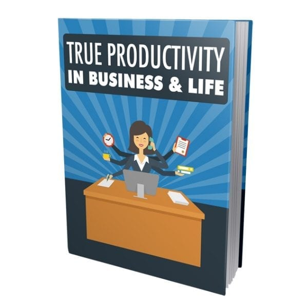 how to maximize personal productivity