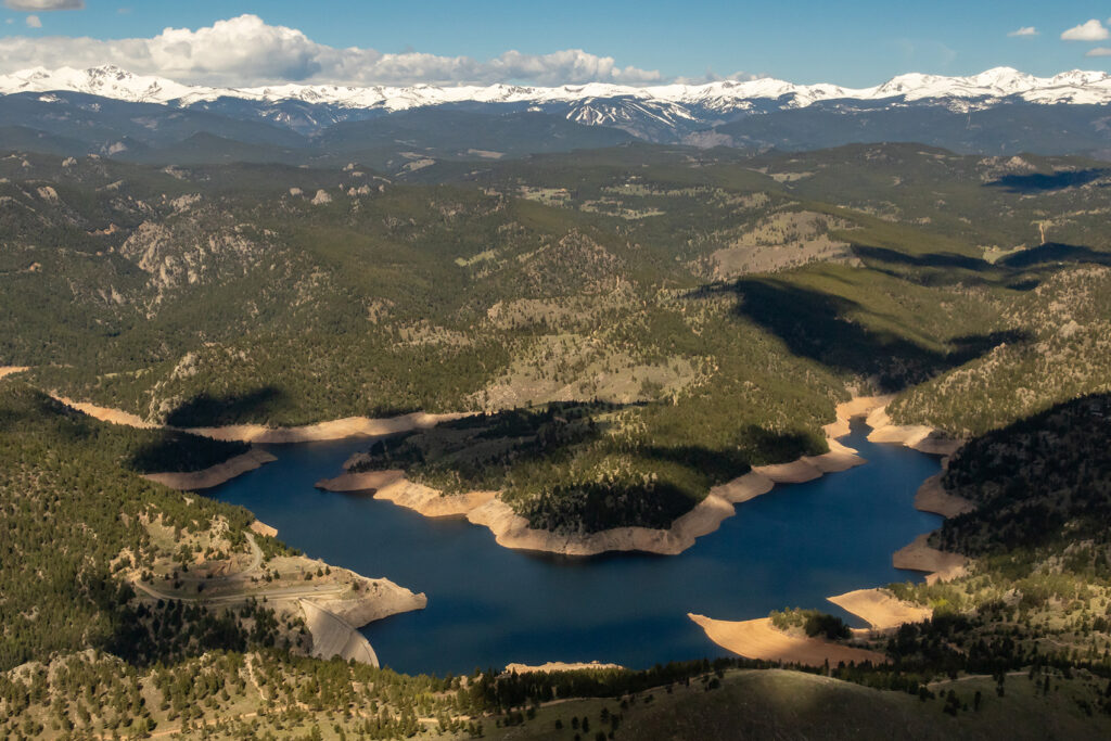 Gross Reservoir photo