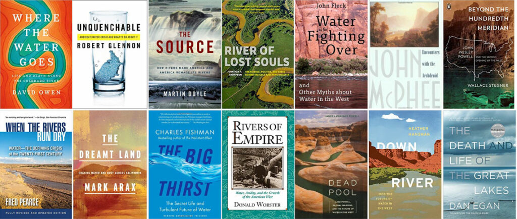 Great books about Western water