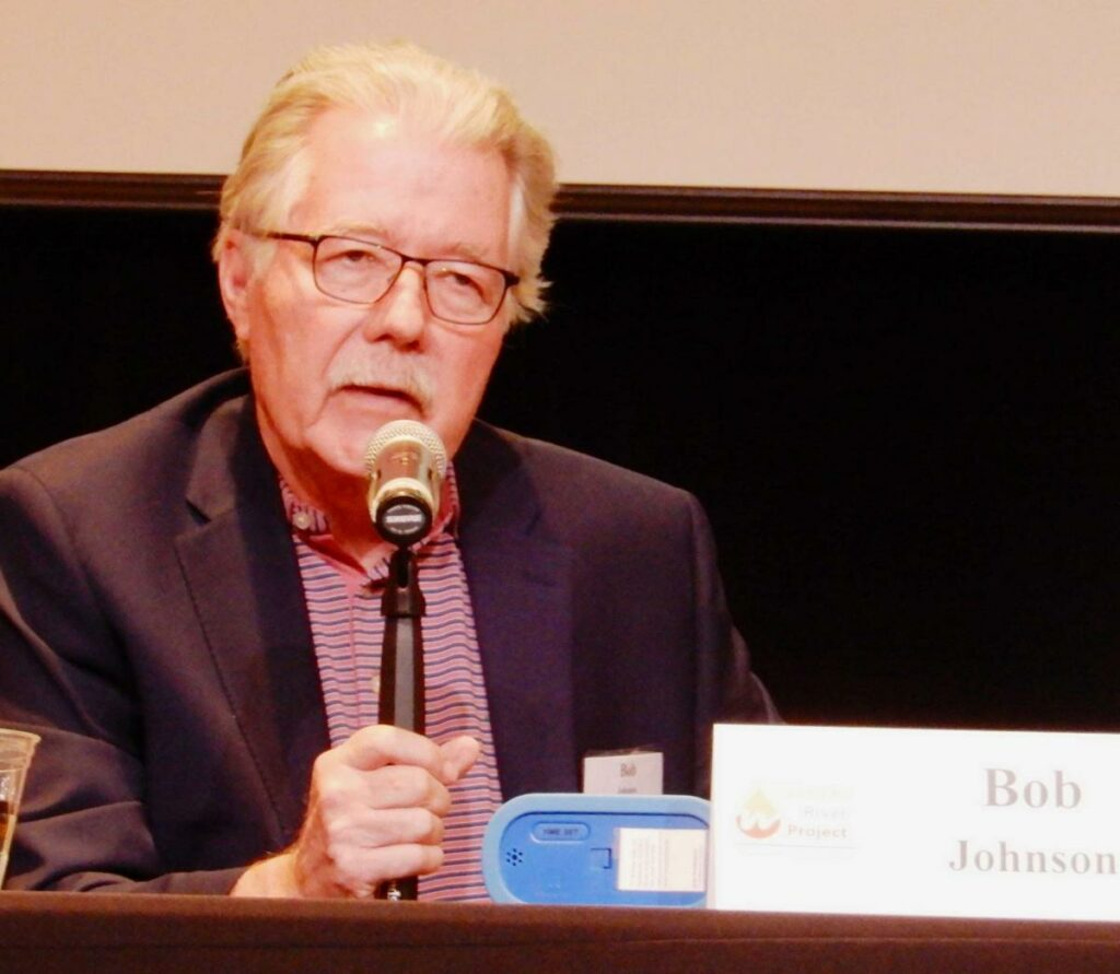 Robert Johnson served as commissioner of the Bureau of Reclamation between 2006 and 2009. Source: Water Education Foundation.