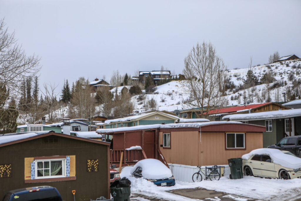 Residents at Eagle River Village say the water is undrinkable at the 381-unit park, which is home to more than 2,000 lower-income and mostly Hispanic residents. Local and state government officials say they feel they don't have the tools or the regulatory teeth to get the park's owners to improve the water.