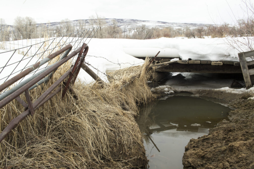 A bill recently passed the Colorado legislature that allows ranchers' historical stock watering rights to stay first in line, ahead of instream flow rights for the environment.