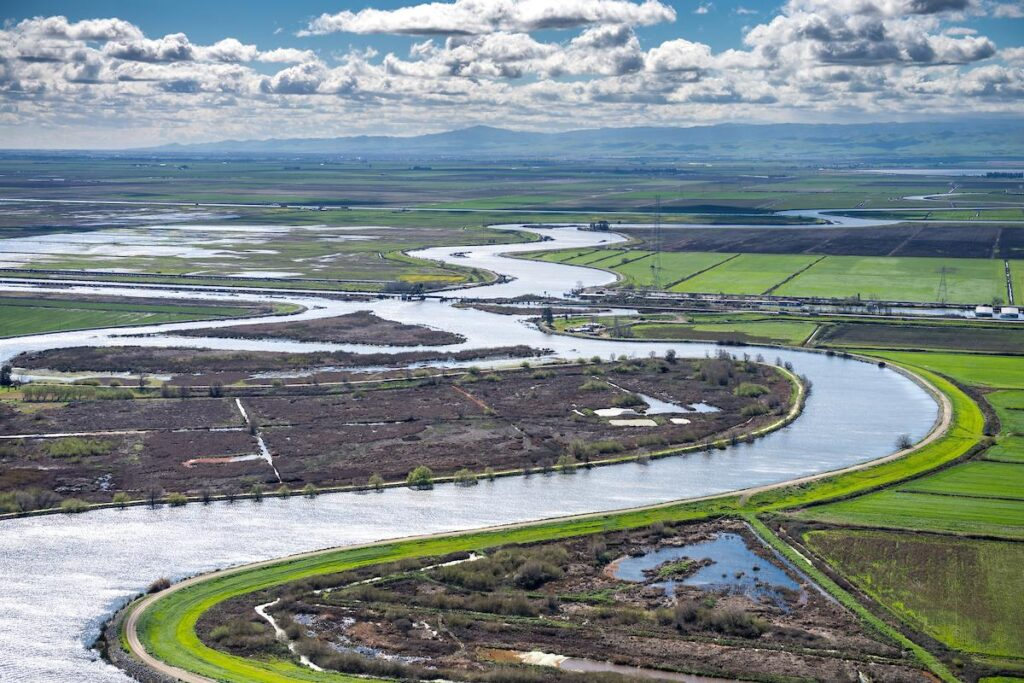 The Delta and the rivers that feed it serve many functions -- a source of water to meet the drinking water and irrigation needs across California, as well as providing key habitat for wildlife