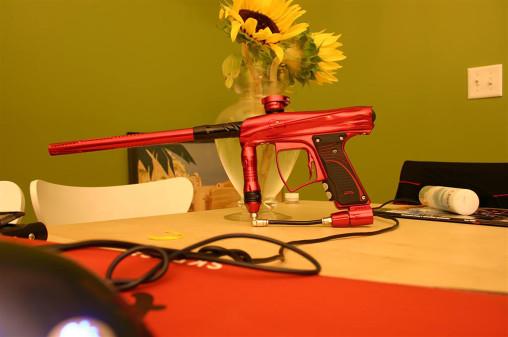 JGW Styled Paintball Gun