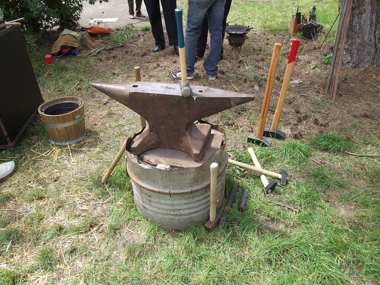 Metal Working Anvil