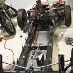 Formula Vee Race Car