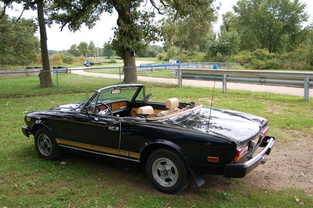 Fiat Spider 124 - 1980