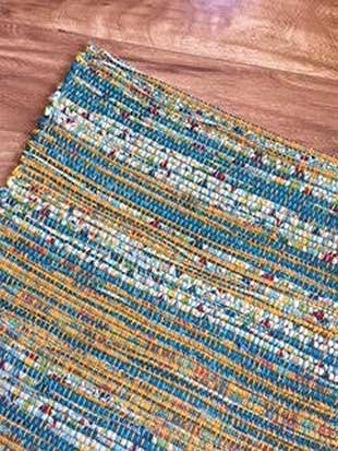 rag-rug-blue-yellow