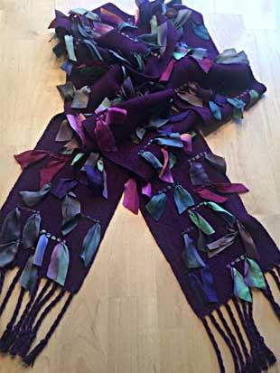 Ribbon-Scarf