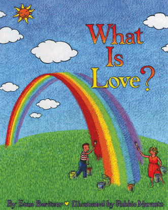 cover for what is love how to get along with others, universal love and multicultural sharing