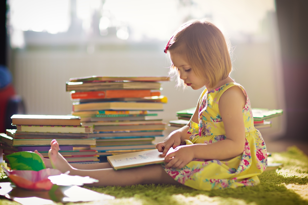 CHOOSE THE BEST BOOKS FOR YOUR CHILDREN