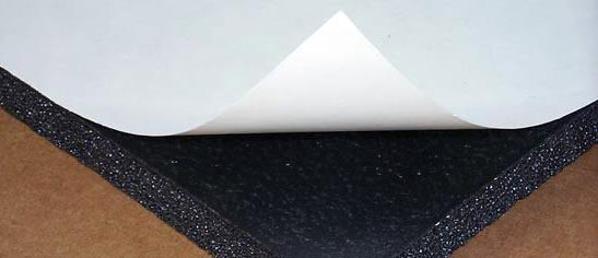 Foam Damping Sheet
