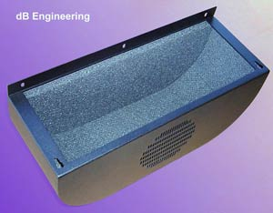 Foam Damping Sheet Speaker Sound Absorption