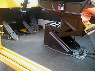 OEM Lava Style Acoustical Floormats