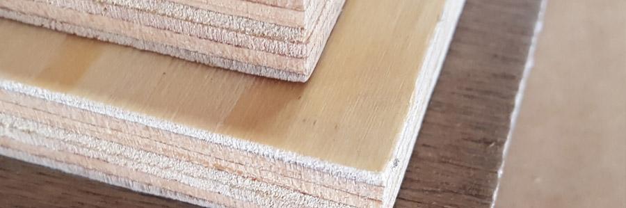 Noiseless Plywood