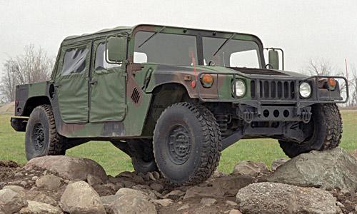 Hummer-Military