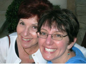 Lisa and Jane Jaffe