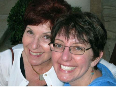 Lisa and Jane Jaffe