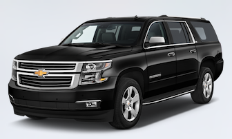 Luxury SUV for Squamish Airport Transfers