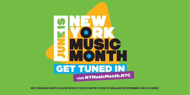 NY MUSIC MONTH