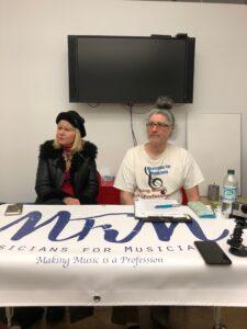 MFM Public Musicians Forum #20