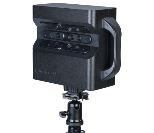 matterport 3D camera vacation rental
