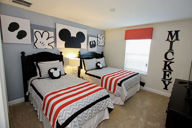 orlando mickey vacation rental