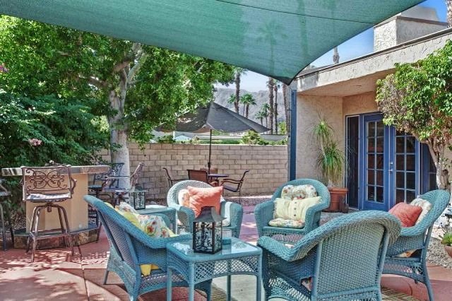 vacation rental outdoor space itrip palm desert