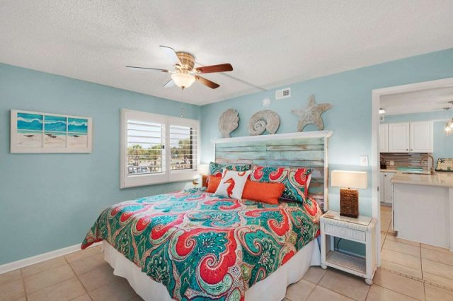 spring summer decorating beach rental