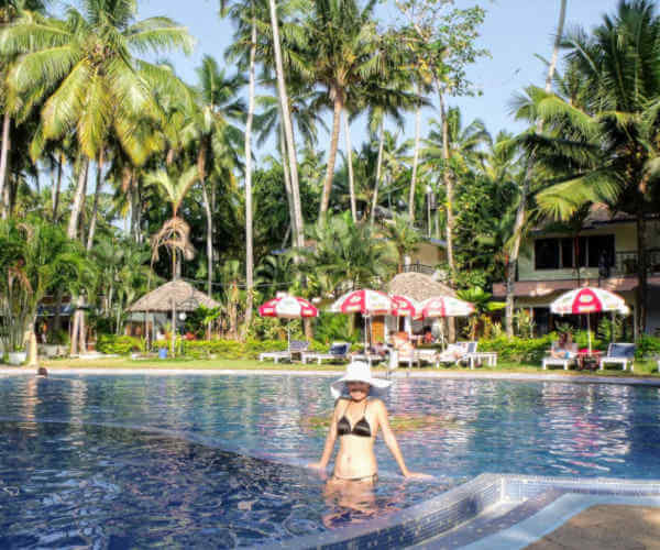 Beach Hotel India
