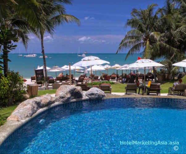 Beach Hotel Samui