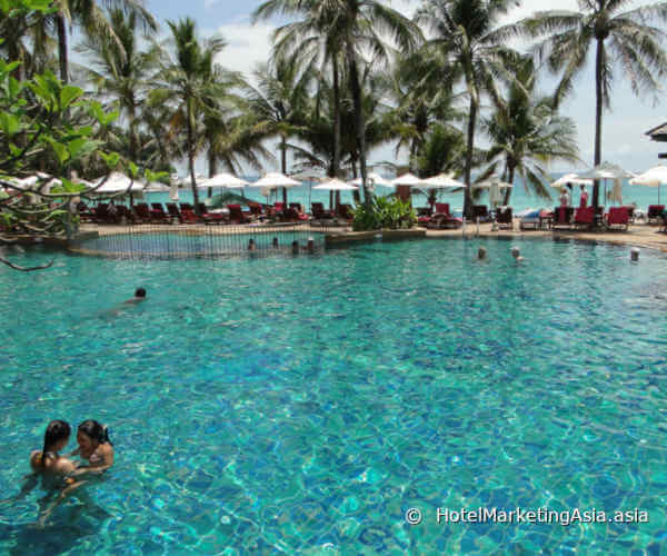Beachfront Hotel Phuket