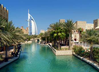 Luxury Accommodation Dubai