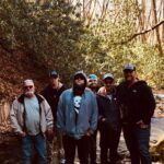 A few guys on their recovery retreat Tennessee Nashville