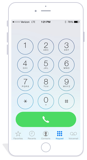 iphone-dial