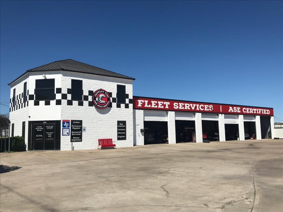Business Profile – Crowley Tire & Auto Service
