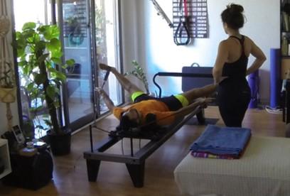 Pilates with Miriam