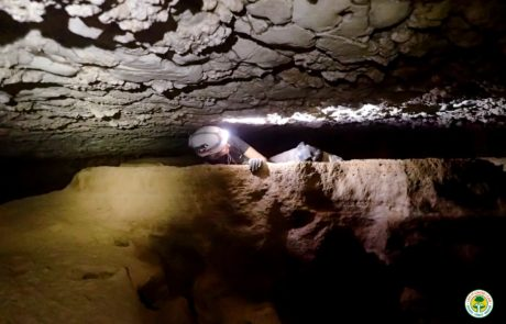 Joanna Slomiak 3 Windows cave Oman
