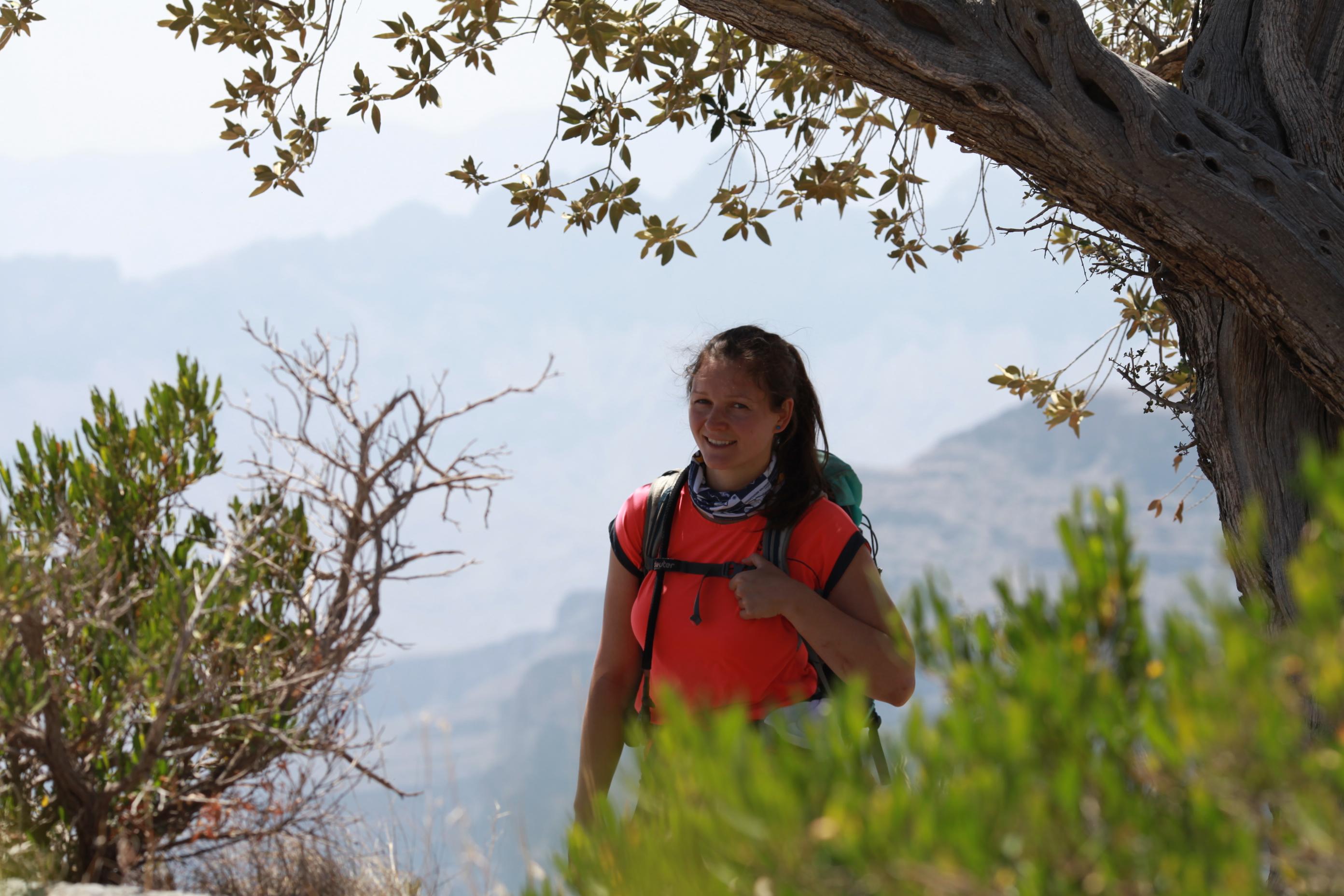 jabel shams hike