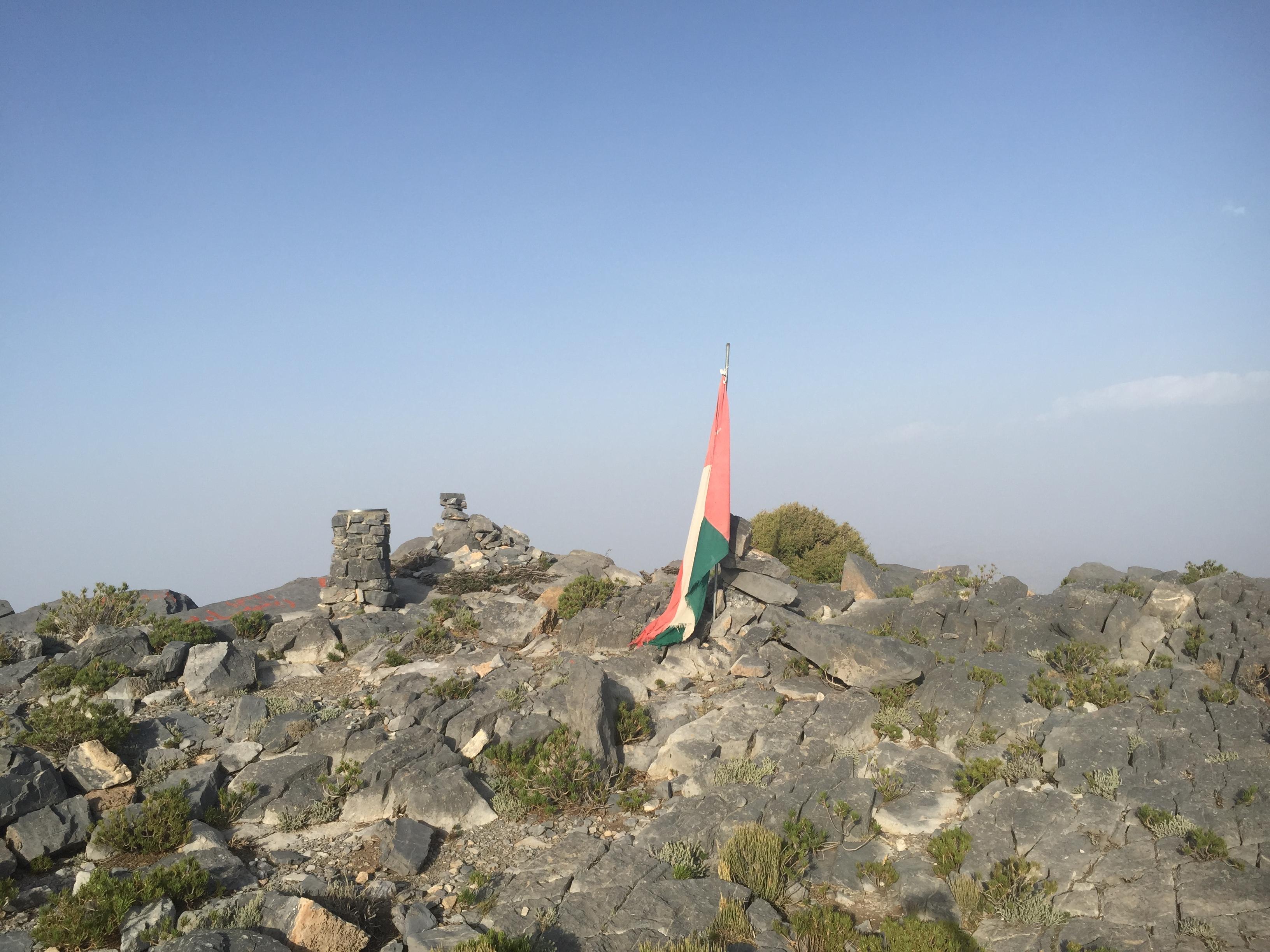 jabal shams hike