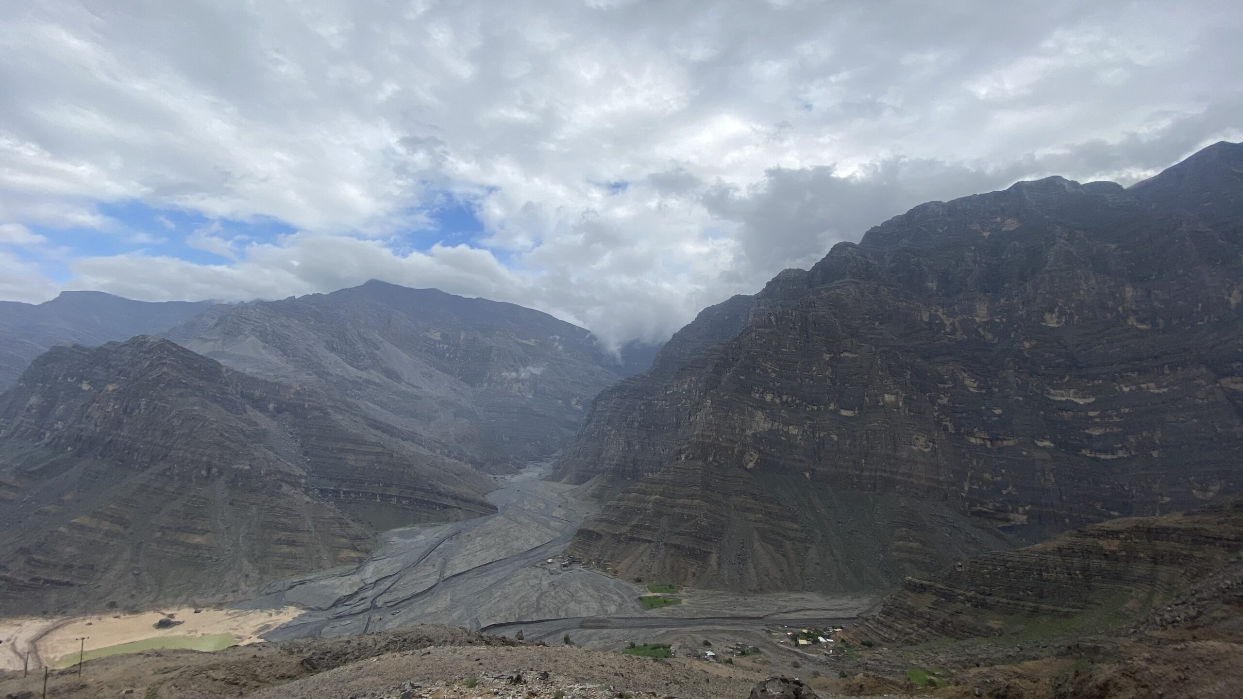 wadi Ghalilah hike