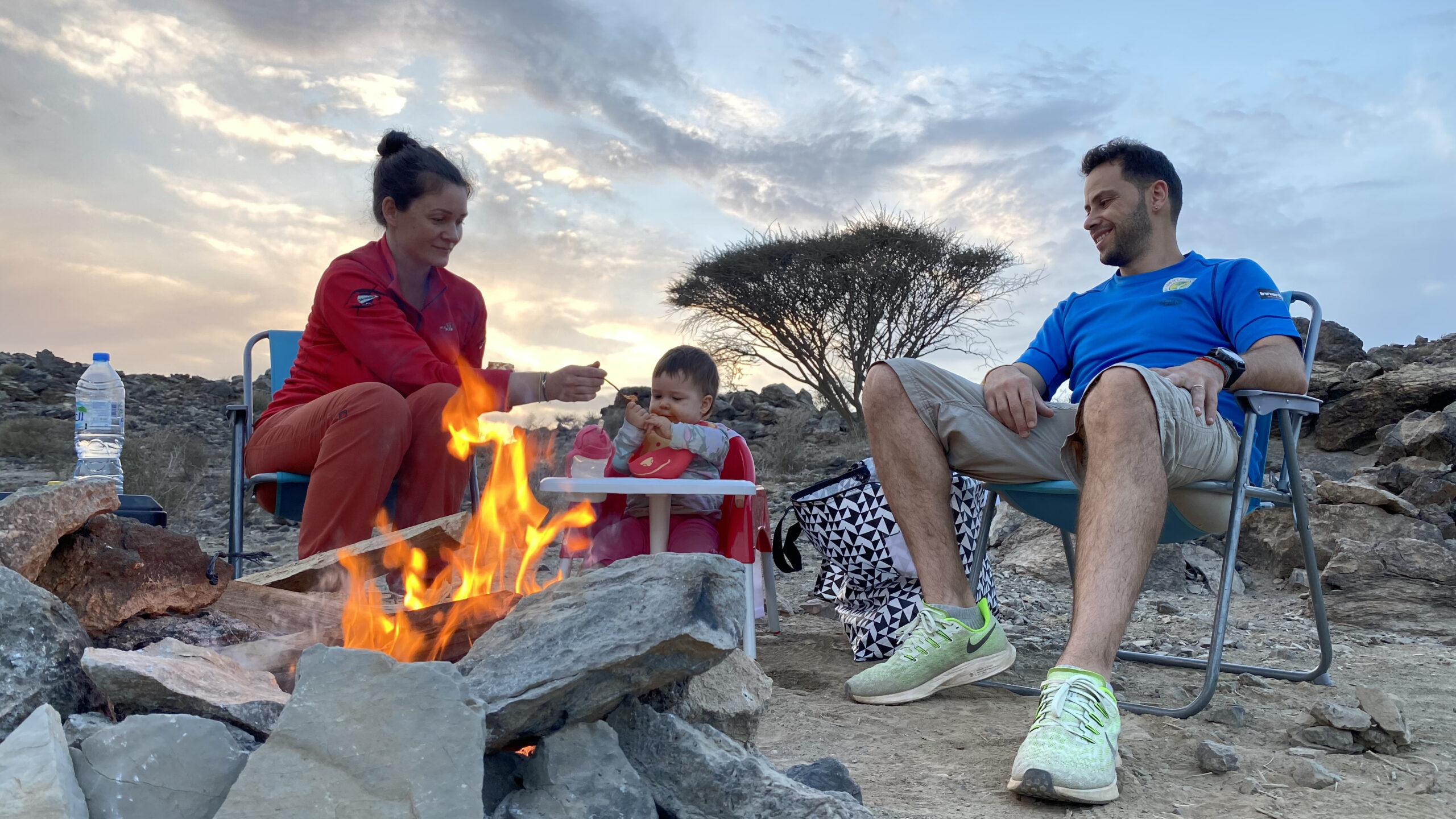 All you need to know about taking your baby camping