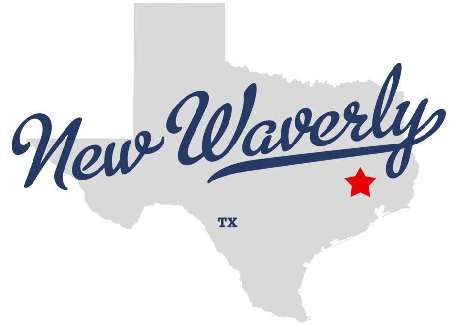 map_of_new_waverly_tx