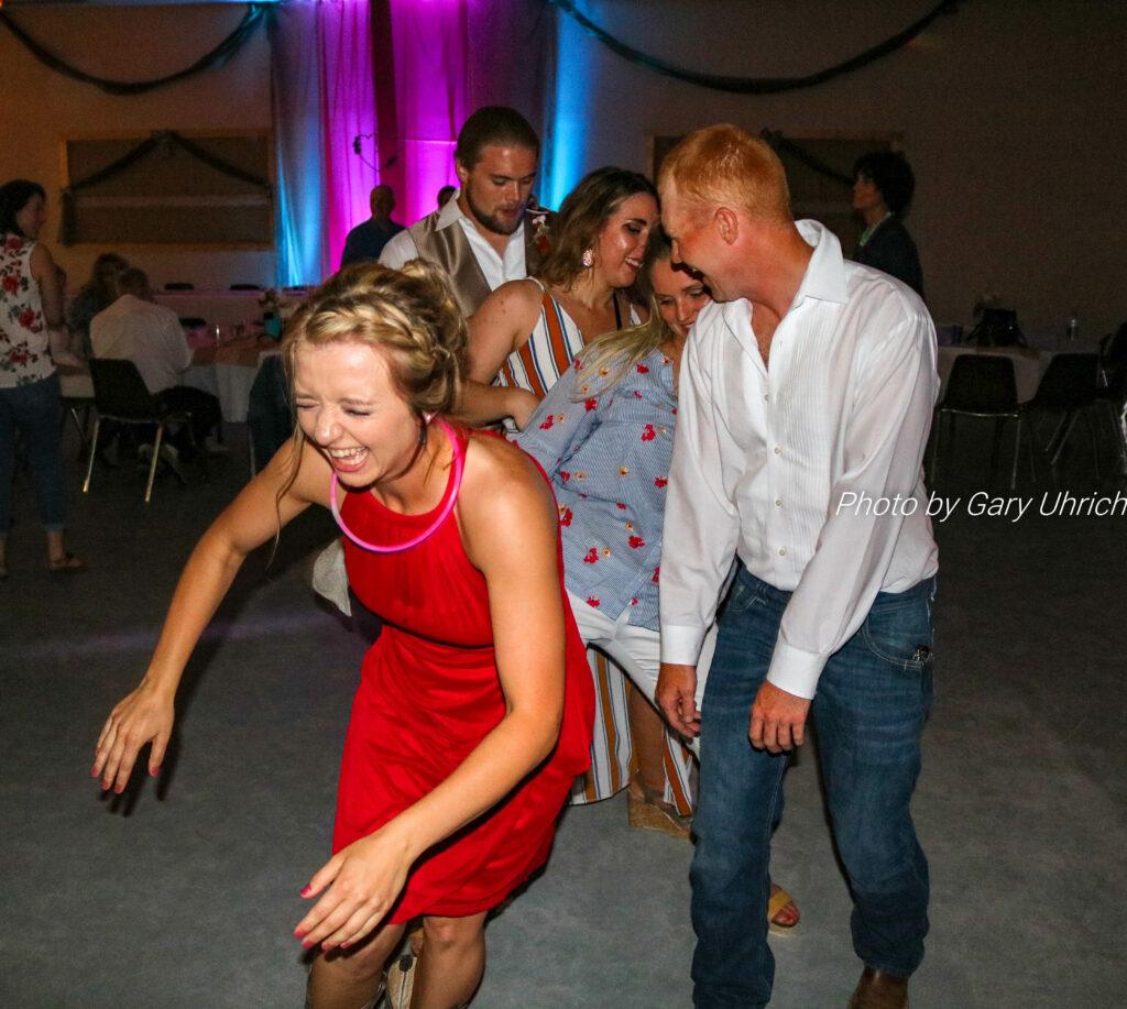 Wedding Dance Fun