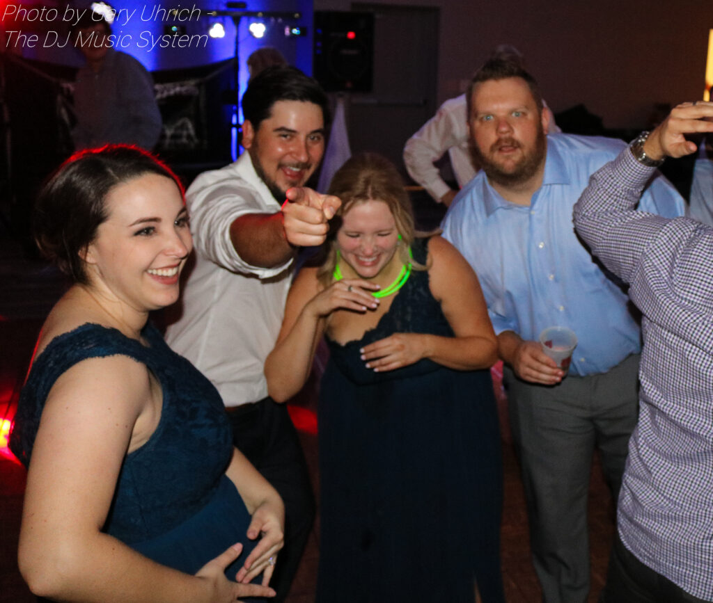 Candid moments wedding reception Hampton Inn